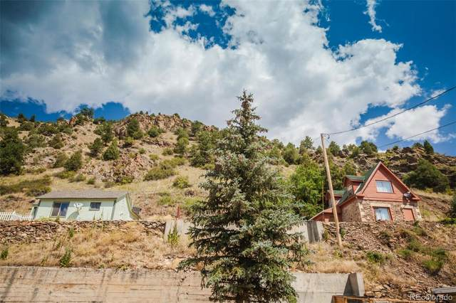 1616 Wall Street, Idaho Springs, CO 80452 (#5654646) :: Chateaux Realty Group