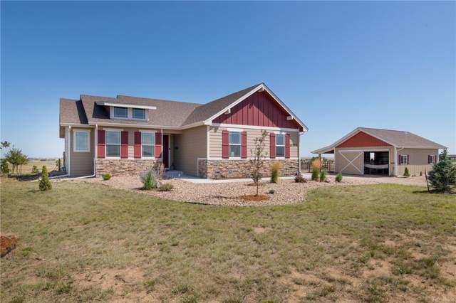 16500 Fairbanks Road, Platteville, CO 80651 (MLS #5654658) :: 8z Real Estate