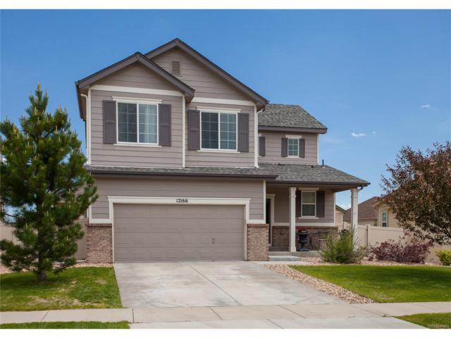 12166 Hadley Street, Parker, CO 80134 (MLS #5654681) :: 8z Real Estate