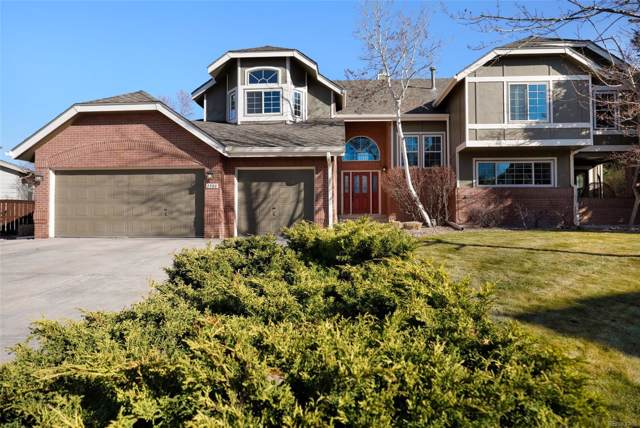 2380 Crestmont Lane, Highlands Ranch, CO 80126 (#5654704) :: Arnie Stein Team | RE/MAX Masters Millennium