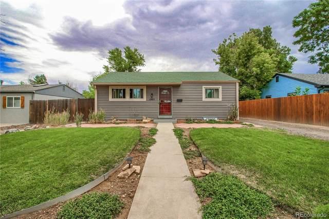 1960 Willow Street, Denver, CO 80220 (MLS #5654844) :: 8z Real Estate