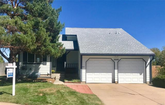 18486 E Crestline Circle, Centennial, CO 80015 (#5654926) :: House Hunters Colorado