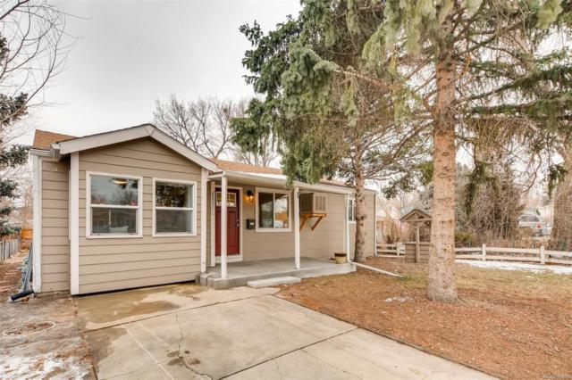 802 Stuart Street, Denver, CO 80204 (MLS #5655077) :: Bliss Realty Group