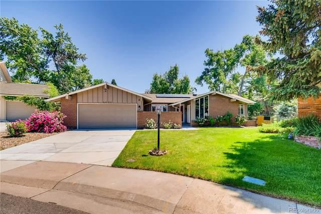 6446 S Pontiac Court, Centennial, CO 80111 (#5655131) :: Kimberly Austin Properties