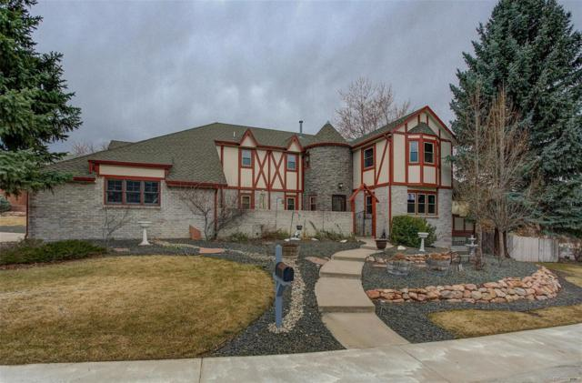 3930 W 103rd Court, Westminster, CO 80031 (#5655312) :: The Peak Properties Group
