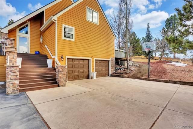 10276 Arrowhead Lane, Parker, CO 80138 (#5655481) :: The HomeSmiths Team - Keller Williams