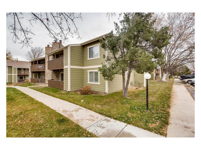 3450 S Eagle Street #101, Aurora, CO 80014 (#5655654) :: The Peak Properties Group