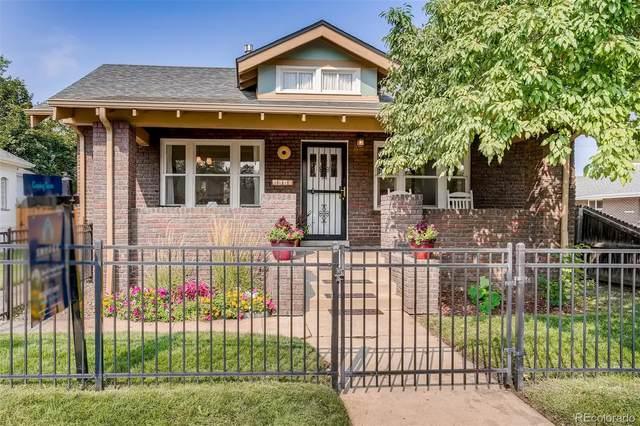 1649 S Sherman Street, Denver, CO 80210 (#5655990) :: Compass Colorado Realty