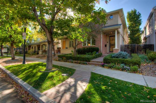 61 S Monroe Street, Denver, CO 80209 (#5656057) :: The HomeSmiths Team - Keller Williams