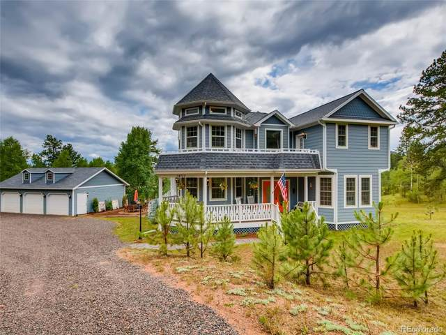 34727 Circle Drive, Pine, CO 80470 (#5656308) :: Re/Max Structure
