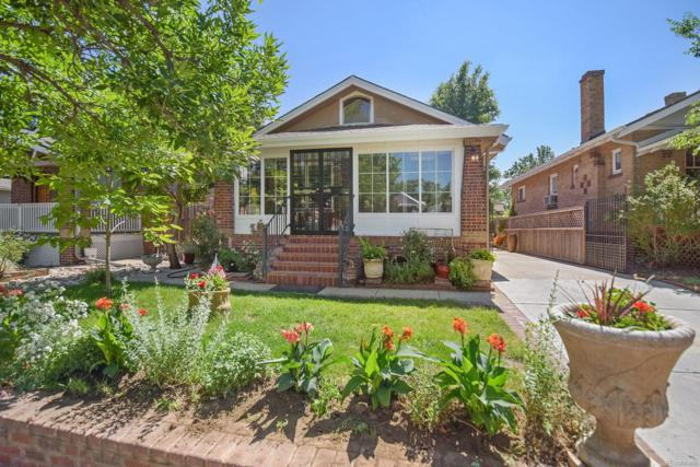 4444 Clay Street, Denver, CO 80211 (#5656520) :: House Hunters Colorado
