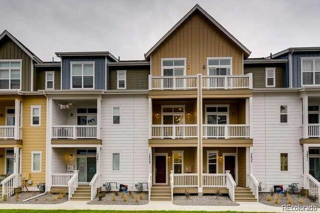 2888 S Galapago Court, Englewood, CO 80110 (MLS #5656728) :: 8z Real Estate