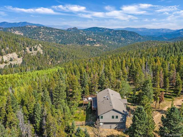 8331 London Lane, Conifer, CO 80433 (MLS #5656766) :: Clare Day with Keller Williams Advantage Realty LLC