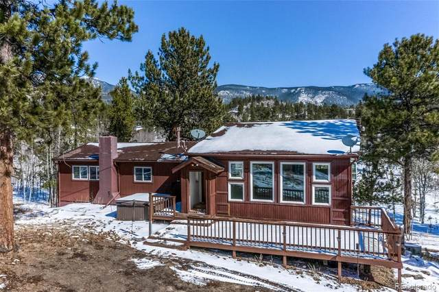 217 Stage Coach Drive, Bailey, CO 80421 (MLS #5656803) :: 8z Real Estate