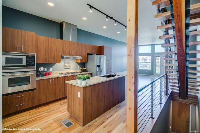 2680 Blake Street #9, Denver, CO 80205 (MLS #5657097) :: 8z Real Estate