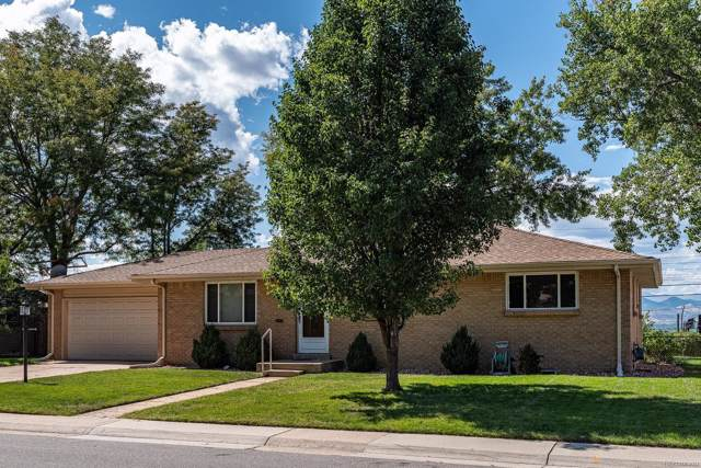 6631 S Bridger Court, Centennial, CO 80121 (#5657180) :: Bring Home Denver with Keller Williams Downtown Realty LLC