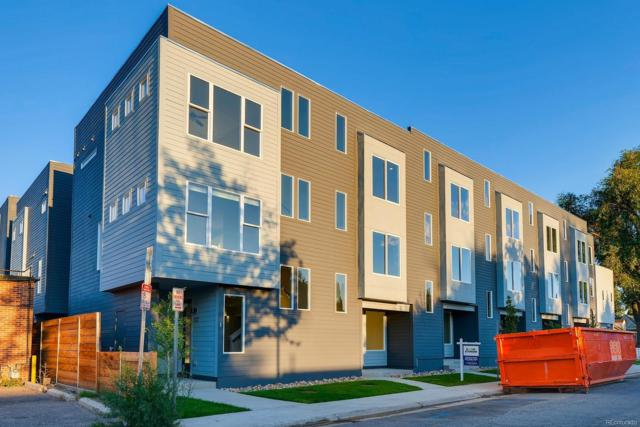 1460 Wolff Street #106, Denver, CO 80204 (#5657383) :: The DeGrood Team