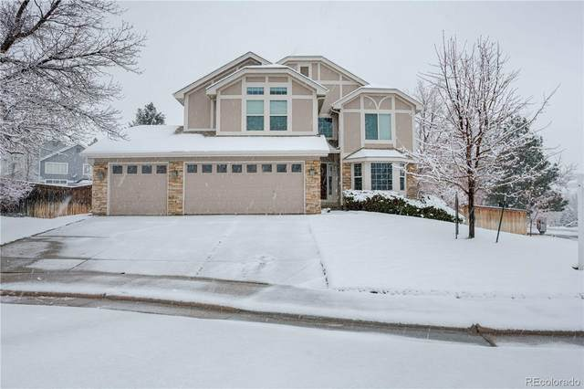9655 Pinebrook Street, Highlands Ranch, CO 80130 (MLS #5657388) :: 8z Real Estate