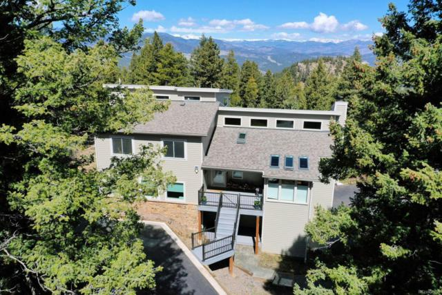 4996 Bear Mountain Drive, Evergreen, CO 80439 (#5657461) :: Bring Home Denver with Keller Williams Downtown Realty LLC