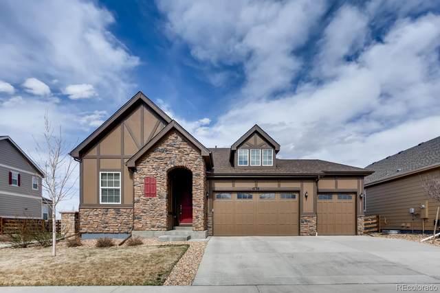 4736 S Netherland Street, Centennial, CO 80015 (MLS #5657466) :: 8z Real Estate
