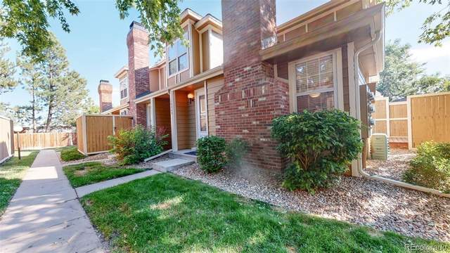 14343 E Dickinson Drive D, Aurora, CO 80014 (#5657755) :: Chateaux Realty Group