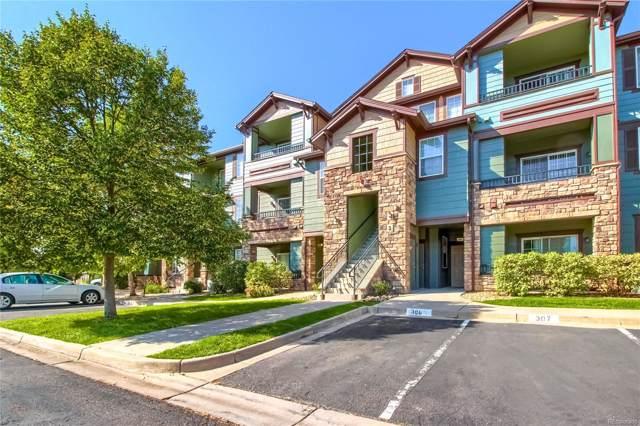 5255 Memphis Street #318, Denver, CO 80239 (MLS #5658047) :: 8z Real Estate