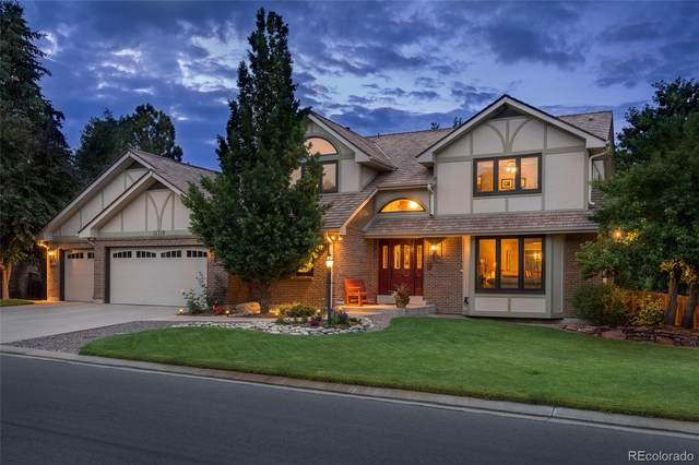 13719 W 59th Drive W, Arvada, CO 80004 (#5658207) :: The Gilbert Group