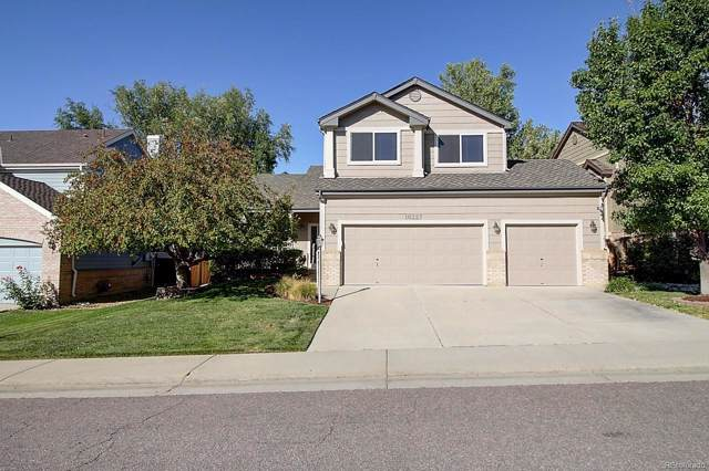 16227 Whitestone Drive, Parker, CO 80134 (#5658248) :: RazrGroup