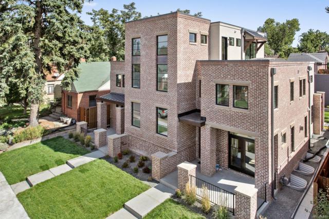 354 S Franklin Street, Denver, CO 80209 (#5658677) :: Sellstate Realty Pros