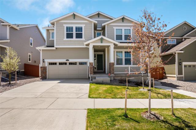 14784 Munich Avenue, Parker, CO 80134 (#5658804) :: Venterra Real Estate LLC