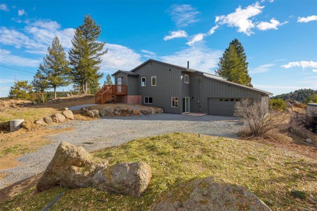 189 Valley Vista Lane, Boulder, CO 80302 (#5658936) :: The Galo Garrido Group