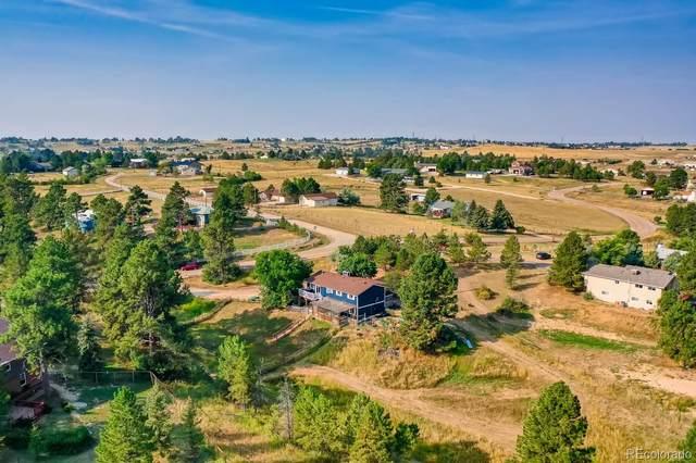 10549 Black Forest Drive, Parker, CO 80138 (#5659670) :: Venterra Real Estate LLC