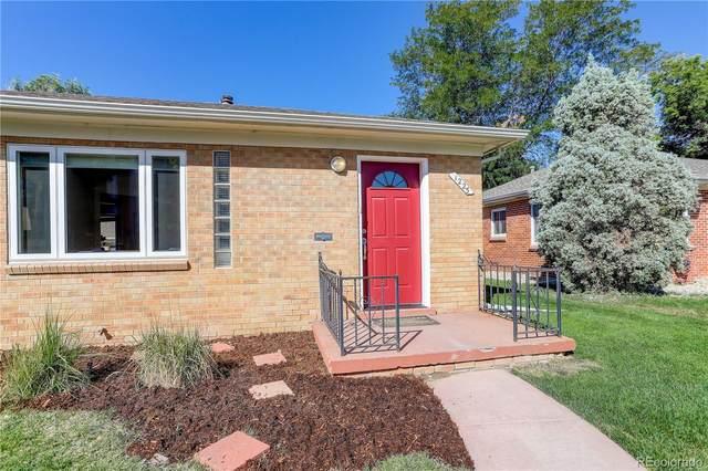 1225 Birch Street, Denver, CO 80220 (#5659680) :: Berkshire Hathaway HomeServices Innovative Real Estate