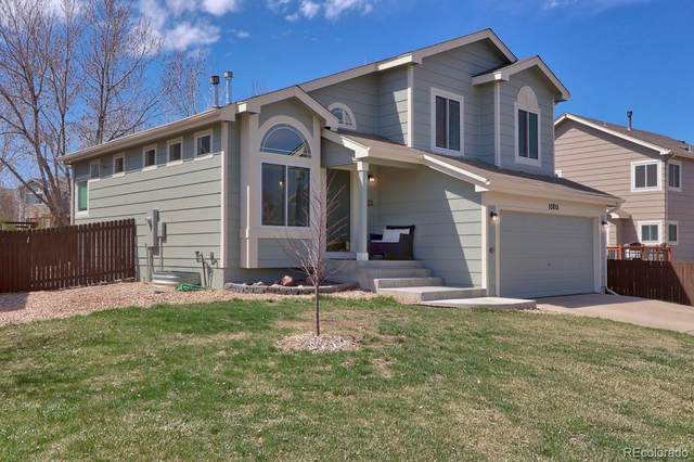 10815 Crooke Drive, Parker, CO 80134 (#5659700) :: Sultan Newman Group