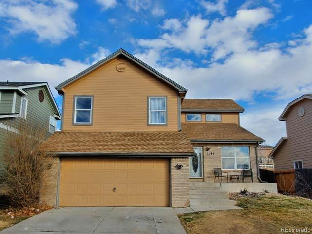 2588 S Halifax Court, Aurora, CO 80013 (#5659966) :: James Crocker Team