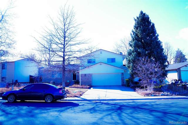 3167 S Granby Way S, Aurora, CO 80014 (#5660184) :: Venterra Real Estate LLC