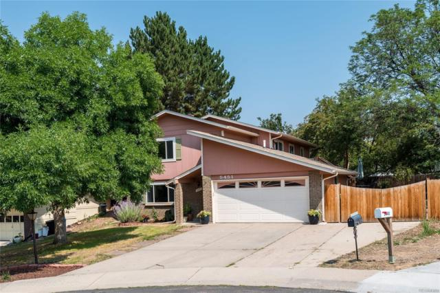 5451 W 102nd Place, Westminster, CO 80020 (#5660329) :: Structure CO Group