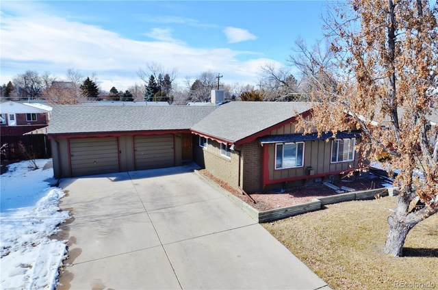 933 S Ivy Street, Denver, CO 80224 (MLS #5660504) :: 8z Real Estate