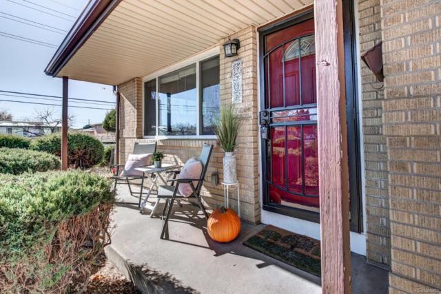 3505 Fairfax Street, Denver, CO 80207 (#5660573) :: The Peak Properties Group