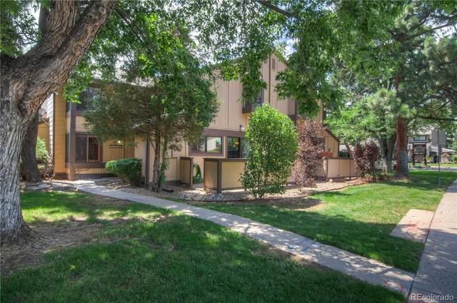 10432 W Florida Avenue C, Lakewood, CO 80232 (#5660598) :: Kimberly Austin Properties