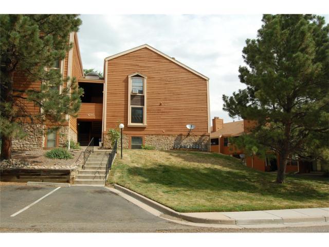 4285 S Salida Way #10, Aurora, CO 80013 (MLS #5660623) :: 8z Real Estate