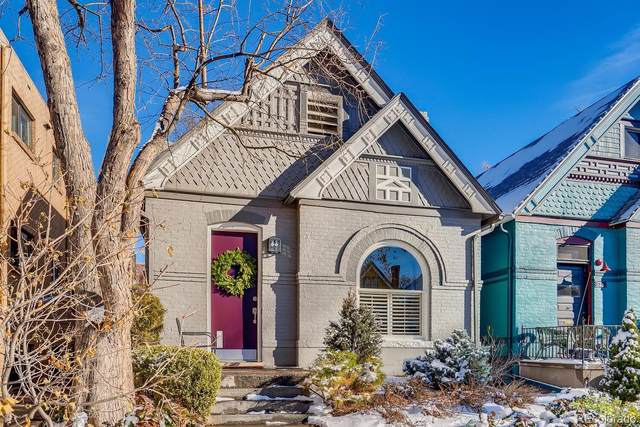 1354 Clayton Street, Denver, CO 80206 (#5660649) :: The Colorado Foothills Team | Berkshire Hathaway Elevated Living Real Estate