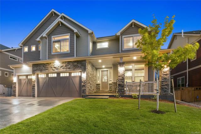 3916 Hourglass Avenue, Castle Rock, CO 80109 (MLS #5660821) :: 8z Real Estate