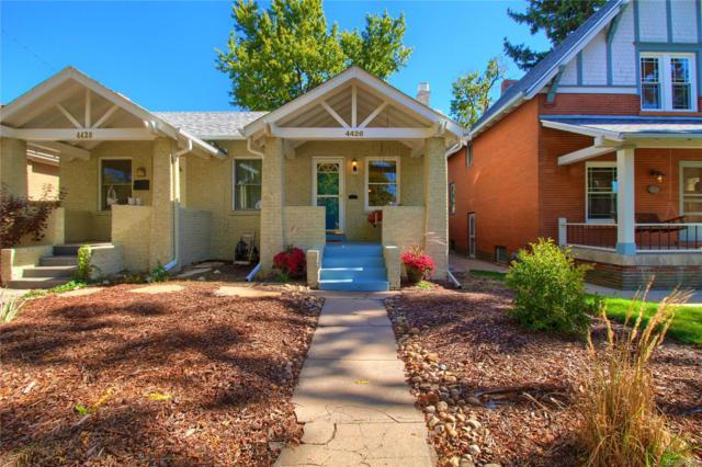 4426 Beach Court, Denver, CO 80211 (MLS #5660960) :: Kittle Real Estate