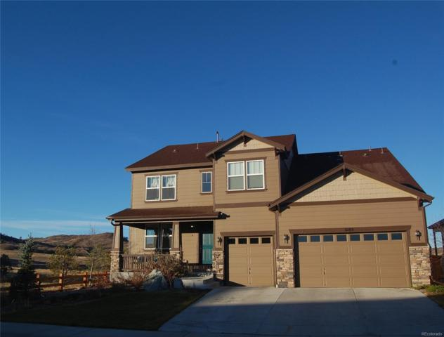 6189 Hoofbeat Place, Castle Rock, CO 80108 (#5661063) :: Sellstate Realty Pros