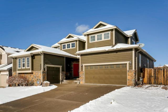 773 Tarpan Place, Castle Rock, CO 80104 (#5661116) :: Bring Home Denver
