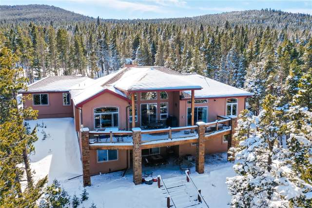 121 Bear Claw Lane, Evergreen, CO 80439 (#5661242) :: The Brokerage Group