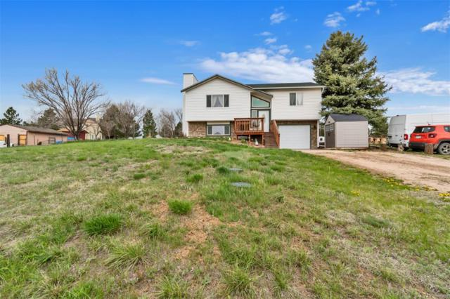 37713 Clover Drive, Elizabeth, CO 80107 (MLS #5661443) :: 8z Real Estate