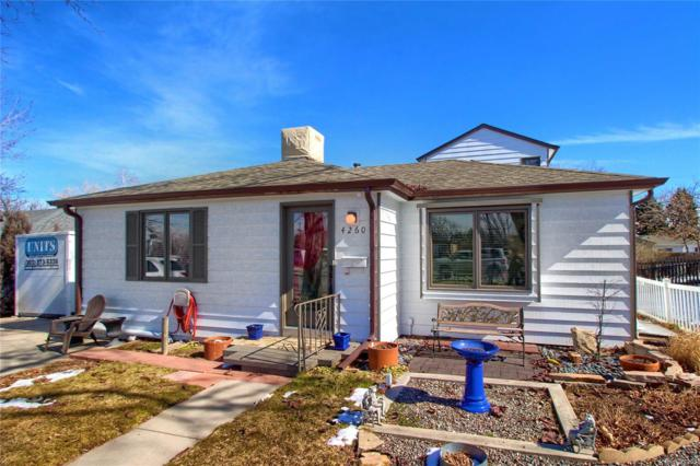4260 Harlan Street, Wheat Ridge, CO 80033 (#5661617) :: HomePopper