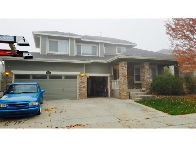 9852 Jasper Drive, Commerce City, CO 80022 (MLS #5661798) :: 8z Real Estate